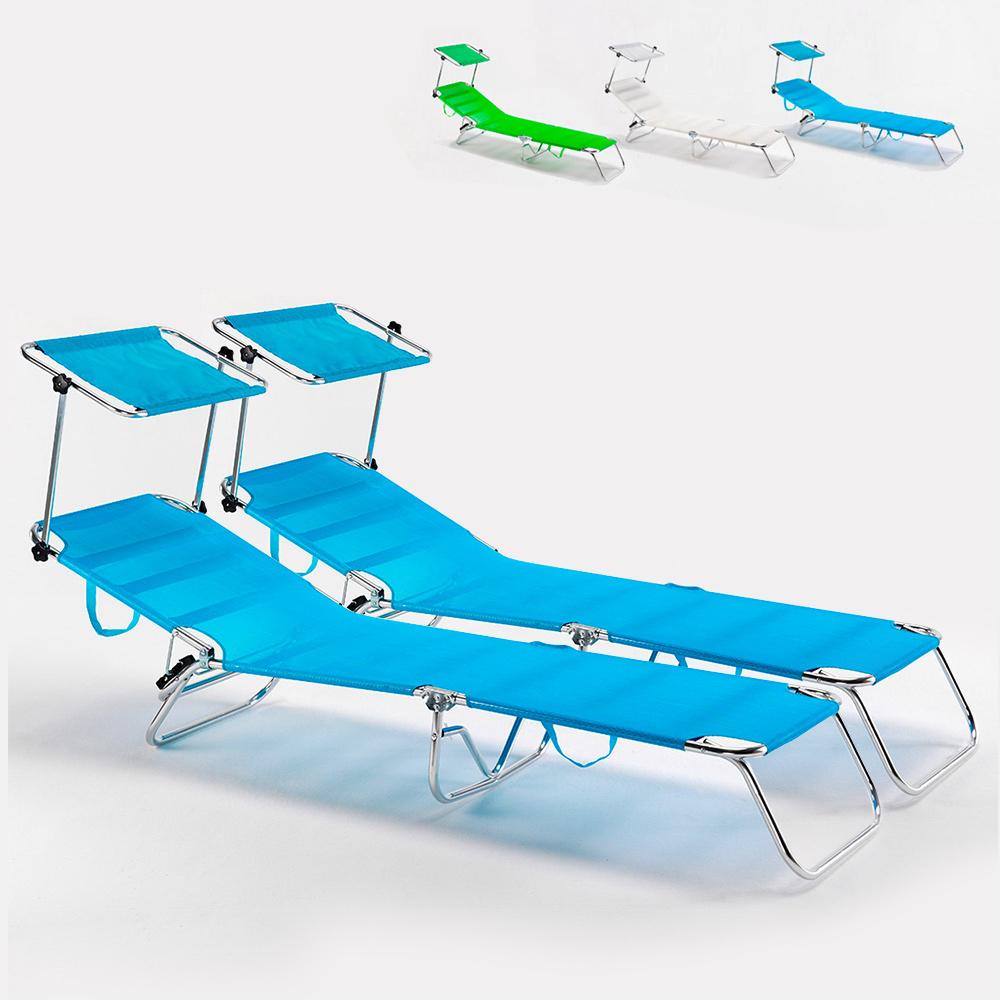 2 rantasänkyä taitettava alumiininen kokoontaitettava sänky Cancun