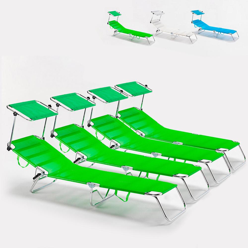 4 rantasänkyä taitettava alumiininen kokoontaitettava sänky Cancun